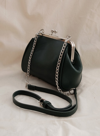 two-chain purse bag