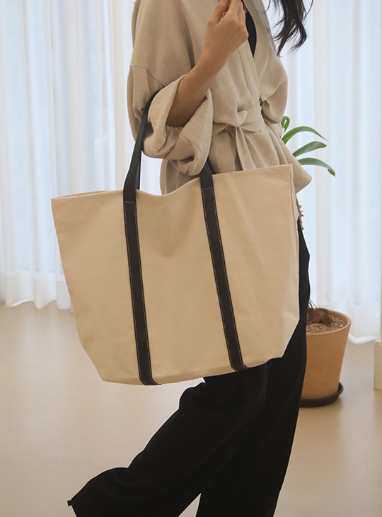 Chunky Canvas Bag